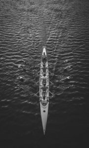 rowing unsplash matteo vistocco web